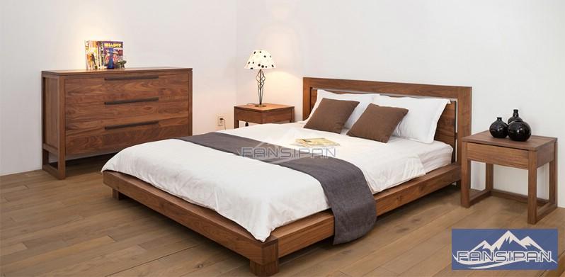 Giường ngủ, phòng ngủ đẹp GNF026