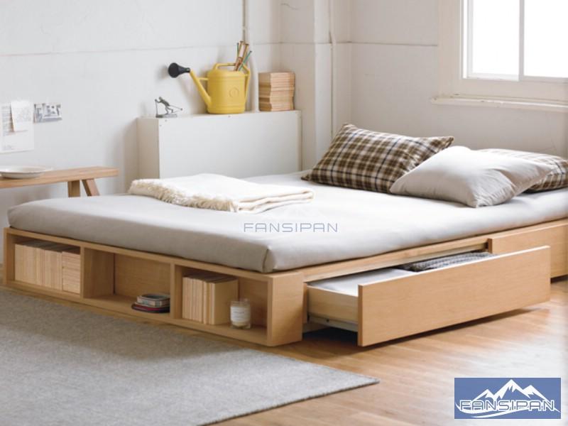 Giường ngủ, phòng ngủ đẹp GNF023