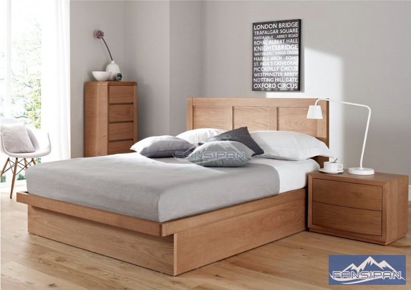 Giường ngủ, phòng ngủ đẹp GNF020