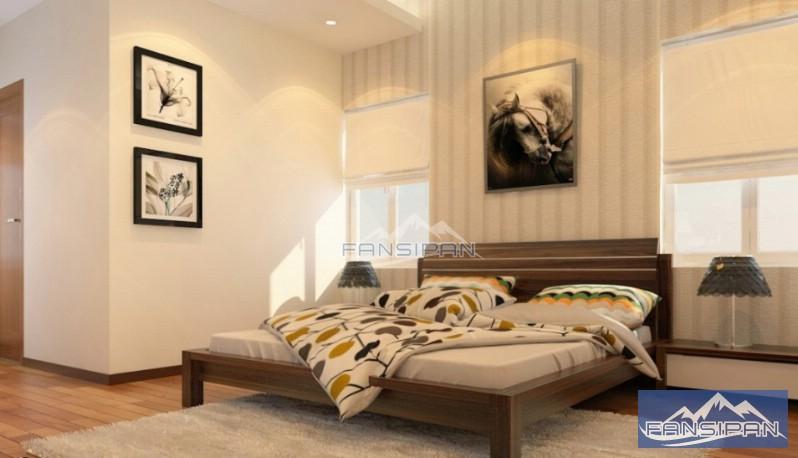 Giường ngủ, phòng ngủ đẹp GNF017