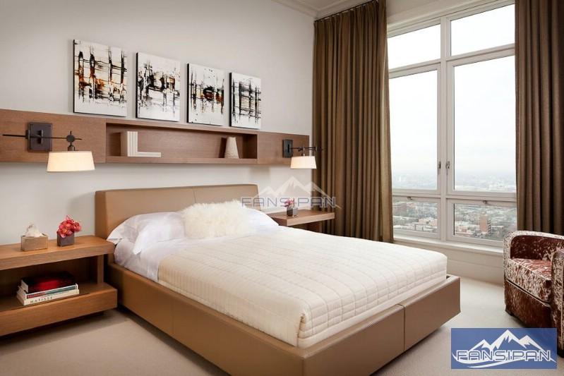 Giường ngủ, phòng ngủ đẹp GNF015
