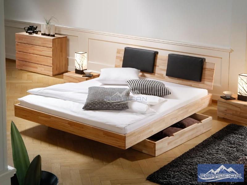 Giường ngủ, phòng ngủ đẹp GNF013
