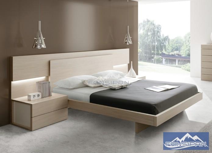 Giường ngủ, phòng ngủ đẹp NGF005