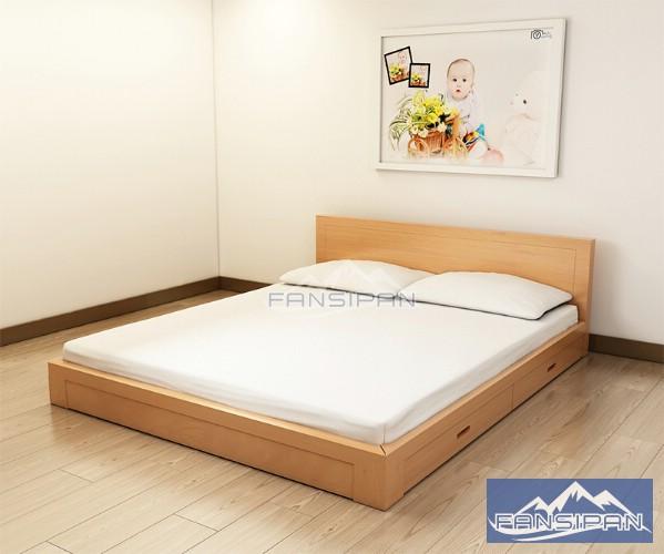 Giường ngủ, phòng ngủ đẹp NGF002