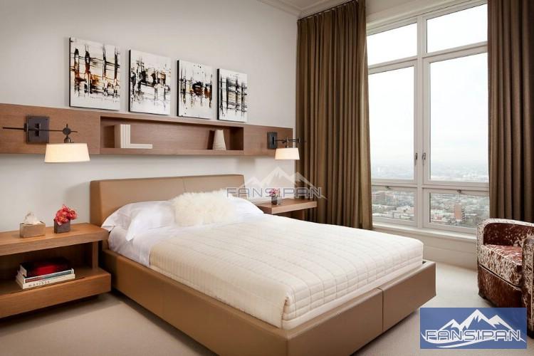 Giường ngủ, phòng ngủ đẹp NGF001