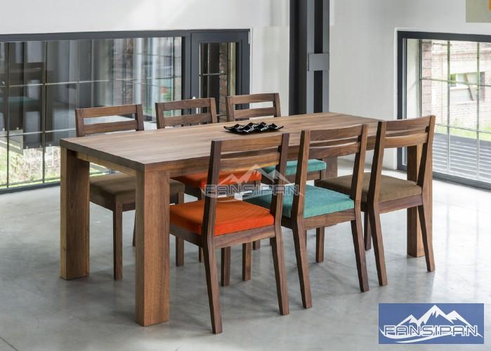 Bộ bàn ghế ăn BAF002