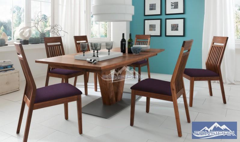 Bộ bàn ghế ăn BAF003
