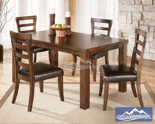 Bộ bàn ghế ăn BAF004