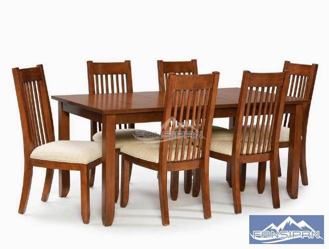 Bộ bàn ghế ăn BAF007