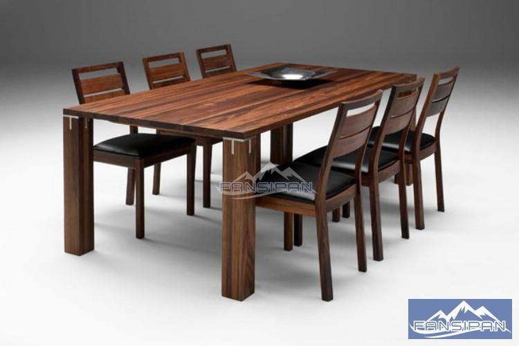 Bộ bàn ghế ăn BAF008