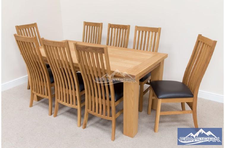 Bộ bàn ghế ăn BAF009
